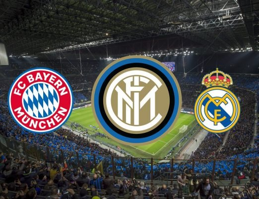 European Solidarity Cup Inter Bayern Monaco Real Madrid